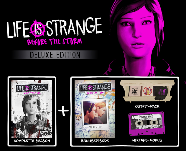Life is Strange: Before the Storm kaufen