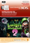 Luigi's Mansion 2 3DS