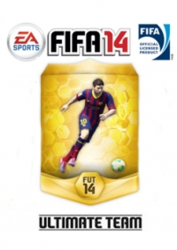 Fifa 14 - FIFA Ultimate Team 4 Gold Packs zum Download