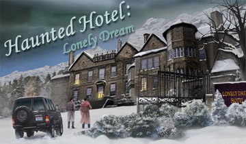 Explore the Haunted Hotel and experience supernatural phenomenon for yourse