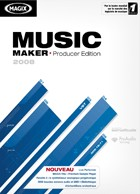 MAGIX Music Maker 2008 e-version||| TAGDNL