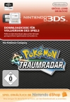 Pokemon Traumradar eShop Wii 3DS WiiU