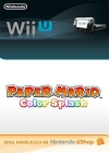 Paper Mario Color Splash eShop Wii 3DS WiiU