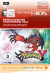 Pokemon Y eShop Wii 3DS WiiU