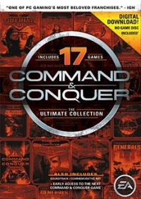 Command & Conquer - The Ultimate Collection zum Download