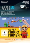 Super Mario Maker eShop Wii 3DS WiiU