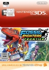 Fossil Fighters Frontier eShop Wii 3DS WiiU