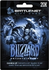 Battle.net Gamecard 20 EUR