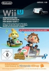 Mario Kart 8 Wii U Pack 2 Animal Crossing eShop Wii 3DS WiiU
