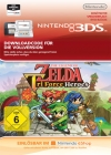 The Legend of Zelda Tri Force Heroes eShop Wii 3DS WiiU