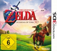 The Legend of Zelda: Ocarina of Time 3D - eShop Code bei Gamesrocket.de günstig kaufen