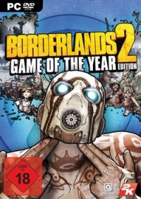 Borderlands 2 - Game of the Year Edition bei Gamesrocket.de günstig kaufen