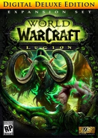 World of Warcraft: Legion Digital Deluxe (WoW Addon) bei Gamesrocket.de günstig kaufen