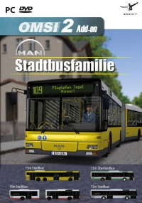 OMSI 2 - MAN Stadtbusfamilie Add-On bei Gamesrocket.de günstig kaufen