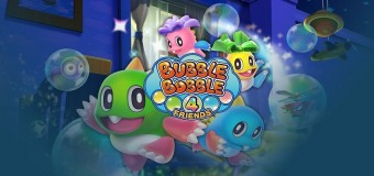 Bubble Bobble 4 Friends -...