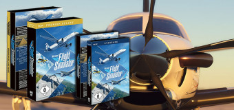 Microsoft Flight Simulator -...