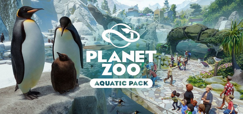 Planet Zoo Aquatic Pack (DLC
