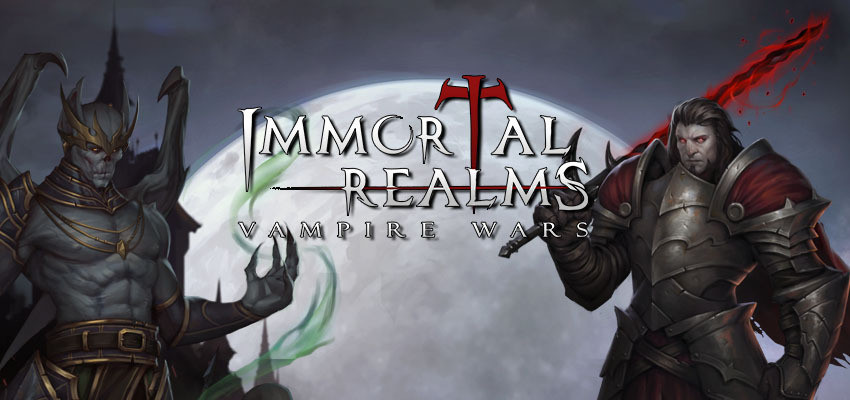 Immortal Realms: Vampire War