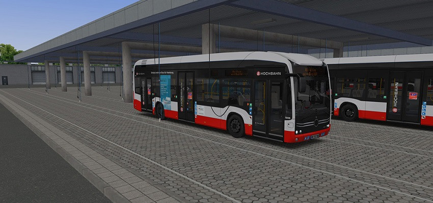 OMSI 2 E-Bus Hamburg