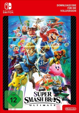 Switch Super Smash Bros