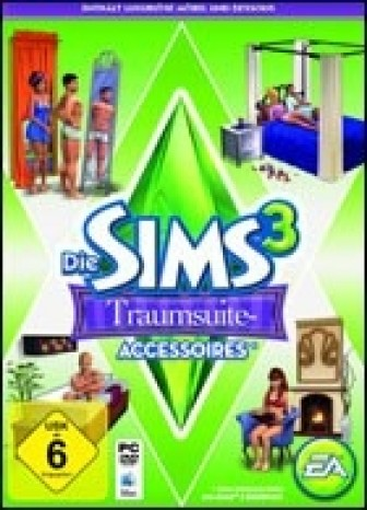 Die Sims 3 Traumsuite Accessoires