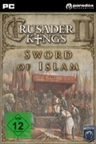 Crusader Kings II Sword of Islam - DLC (PC - Mac)