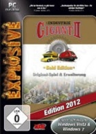 Industry Gigant II - Gold Edition 2012
