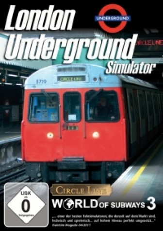 World Of Subways Vol. 3 - U-Bahn Simulator: London Underground