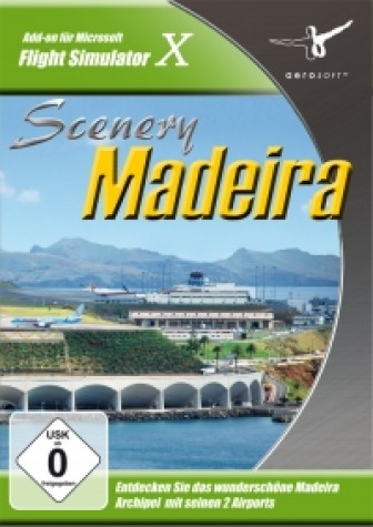 Scenery Madeira - Flight Simulator X Addon
