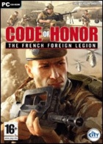 Code of Honor : The French Foreign Legion