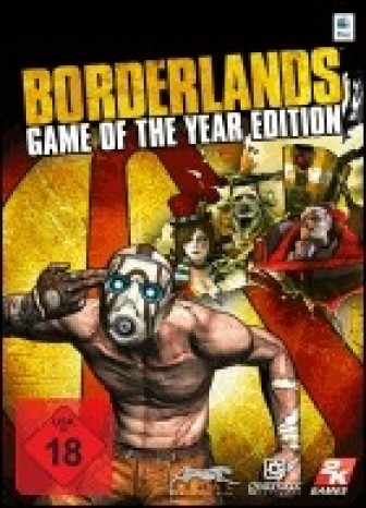 Borderlands: Game of the Year Edition (Mac)