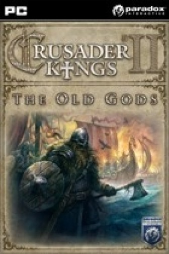 Crusader Kings II The Old Gods - DLC (PC - Mac)
