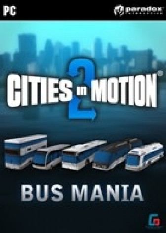 Cities in Motion 2: Bus Mania - DLC (PC - Mac)