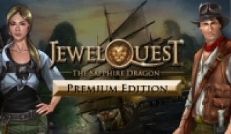 Jewel Quest: The Sapphire Dragon - Premium Edition