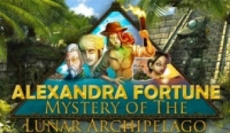 Alexandra Fortune:Mystery of the Lunar Archipelago