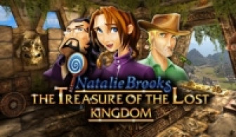 Natalie Brooks: The Treasure of the Lost Kingdom