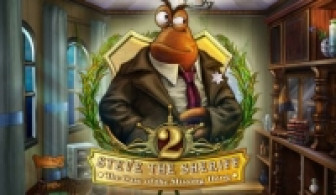 Steve the Sheriff: Case of the Missing Thing