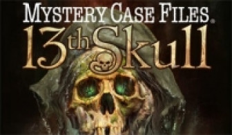 Mystery Case Files: The 13th Skull