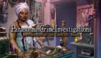 Paranormal Crime Investigations