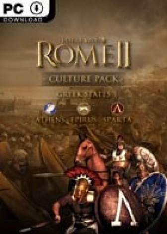 Total War: Rome II - Greek States (DLC)