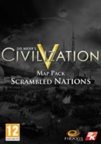 Sid Meier's Civilization V Map Pack: Scrambled Nations (DLC)