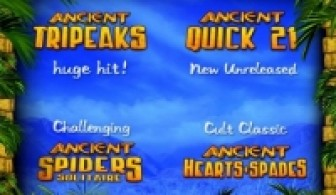 Ancient 4 in 1 Gamepak