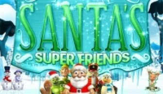 Santa Super Friends