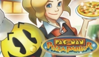 Pac Man Pizza Parlor