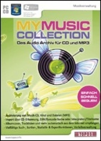 MyMusicCollection