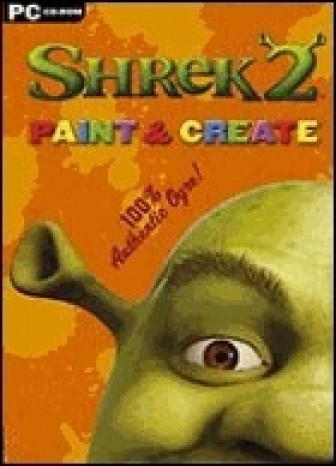 Shrek 2 Paint & Create