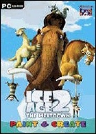 Ice Age 2 Paint & Create Studio