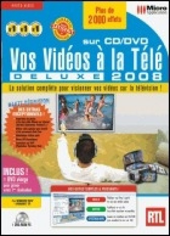 Videos on TV Deluxe 2008