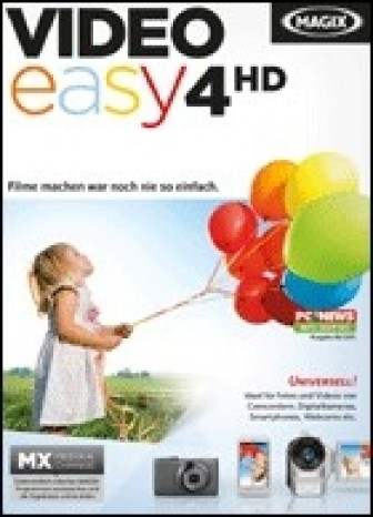 MAGIX Video easy 4 HD