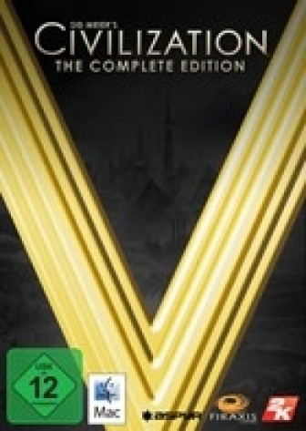 Sid Meier's Civilization® V: The Complete Edition (Mac)